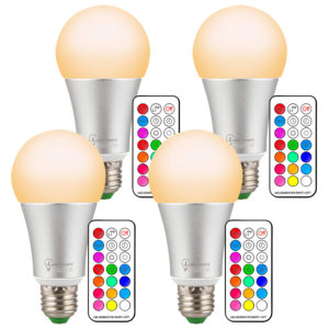 LED RGB Bulbs