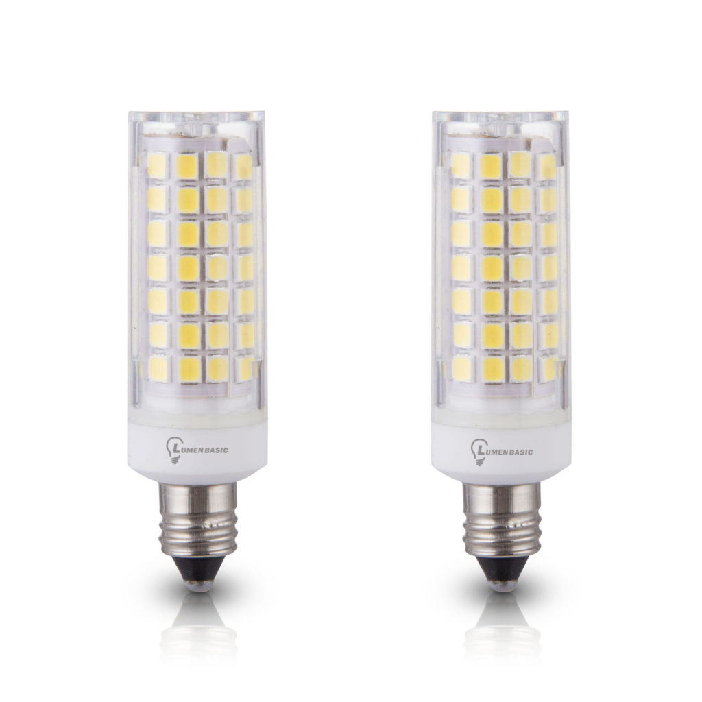 Lumenbasic E11 Led Bulb Mini Candelabra Base 50 Watt To