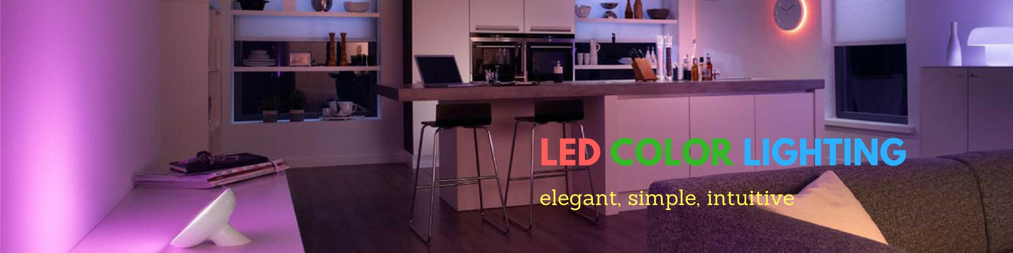 LED Color Lighting
