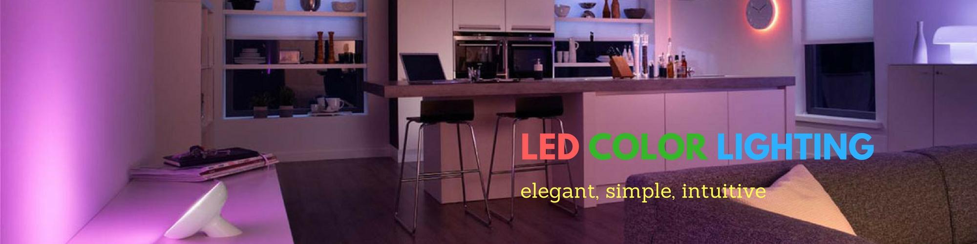 LED Color Lighting